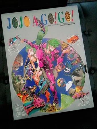 JOJO A – GO! GO!!の伝説