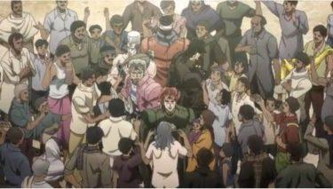 ジョジョの奇妙な冒険 スターダストクルセイダース 第10話 「皇帝(エンペラー)と吊られた男(ハングドマン)その1 感想