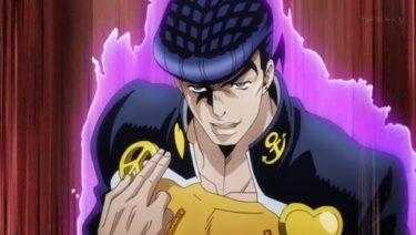 ジョジョの奇妙な冒険 ダイヤモンドは砕けない 第1話 「空条承太郎!東方仗助に会う」 感想